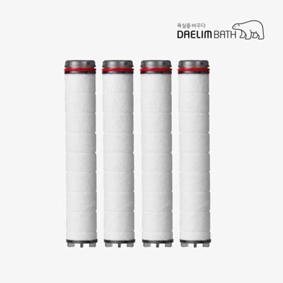 대림바스 디클린 멀티필터 실속형 교체필터 1BOX (4P)