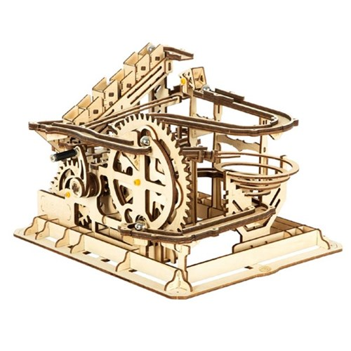 LG501 Waterwheel coaster 회전형 D.I.Y 쇠구슬 이동장치