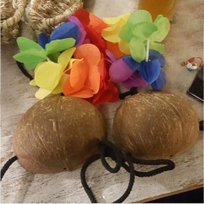 코코넛브라