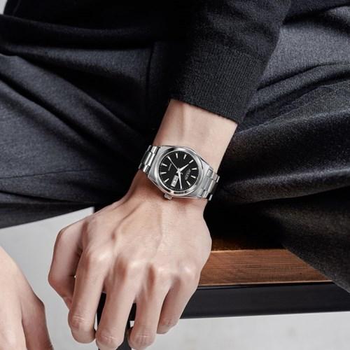 [쥴리어스 옴므] JAH-131 남성시계 손목시계 메탈밴드