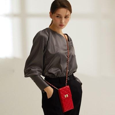 [모나 퀼팅 미니백] Mona Quilting mini bag