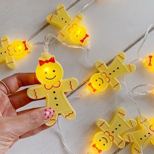 Cookie Girl String lamp 쿠키걸줄램프