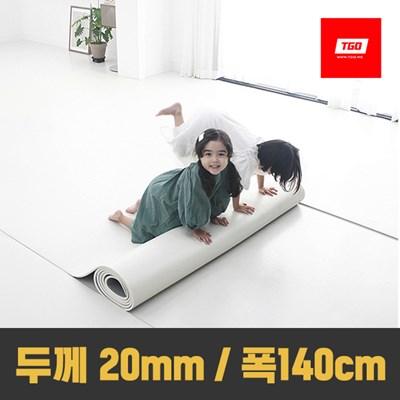 티지오매트 우다다 PVC 롤매트 / (20T) 폭140cm