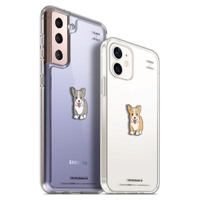 PLANA 코기 시리즈 갤럭시 S21 플러스 울트라 아이폰 12 미니 케이스