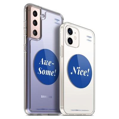 PLANA 프레이스 시리즈 갤럭시 S21 플러스 아이폰 12 미니 케이스