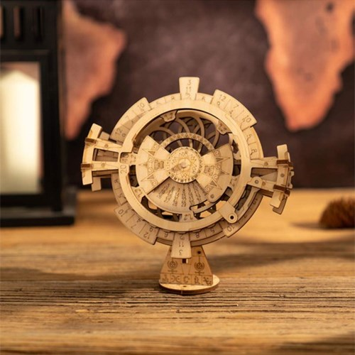 LK201 Perpetual Calendar 캘린더 D.I.Y MECHANICAL GEAR