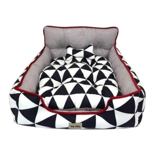 마이 리틀 아도라 침대(대)트라이앵글블랙