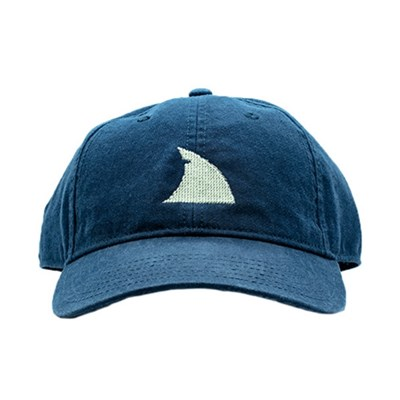 [Hardinglane]Adult`s Hats Shark Fin on Navy