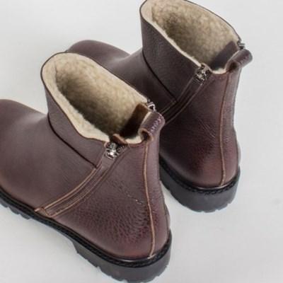 Wigmo boots (vegitable cow brown)