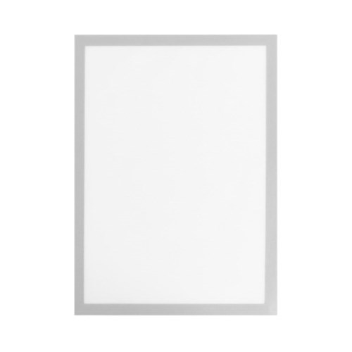 A3 초간단 자석프레임 광고 알림판(32.5x45cm) (실버)