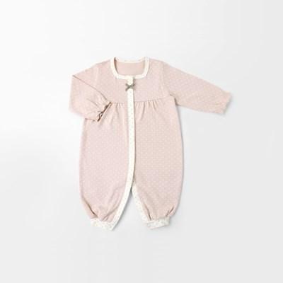 [메르베] 도로시 신생아 실내우주복/북유럽아기옷_사계_(1568417)