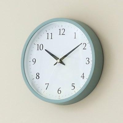 오리엔트 OTM897M 무소음 2 IN 1 벽탁상겸용 시계 민트