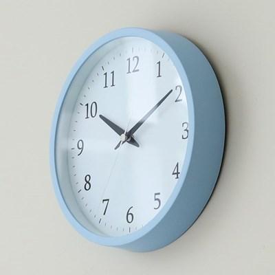 오리엔트 OTM897BL 무소음 2 IN 1 벽탁상겸용 시계 블루