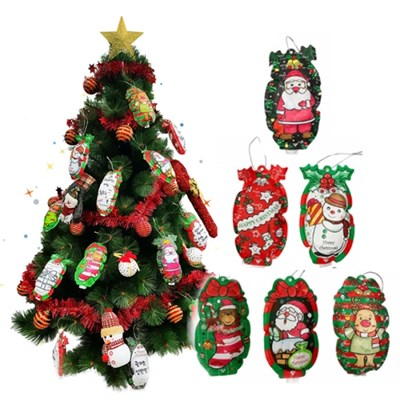 캐리와 친구들 크리스마스 카드 풍선 색칠놀이_(2442820)
