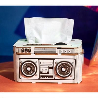 TG15 라디오 다용도함 D.I.Y [DIY DESK ORGANIZER] [영문판]