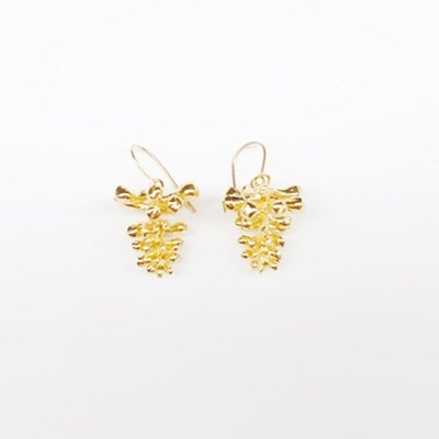 Fancy Flower Earring