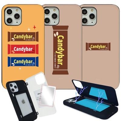 WK 캔디바 마그네틱 도어 범퍼 미러 카드 핸드폰 스마트폰 케이스