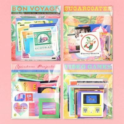 Merry Go Round - Sticker Pack (4type)
