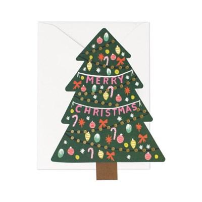 Christmas Tree Card 크리스마스 카드