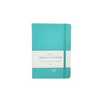 2021 weekly planner 다이어리 -Mint-
