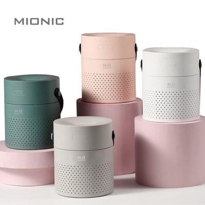 미오닉 오메가 무선가습기 HU193 휴대용 초음파 대용량 1.1L