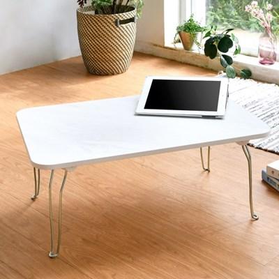 [데코마인] 벨지 사각 거실 좌식테이블
