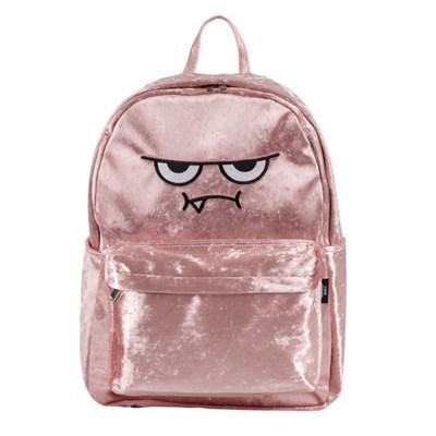 [몬스터 백팩_마블 핑크] Monster backpack
