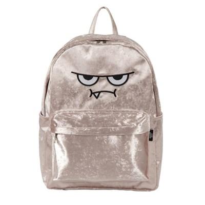 [몬스터 백팩_마블 베이지] Monster backpack