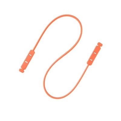 심플 실리콘 마스크 스트랩 (Simple Silicon Mask Strap) - 오렌지