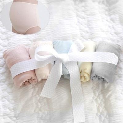 맘스데이 임산부 요일팬티 5종 (산전/산후겸용)