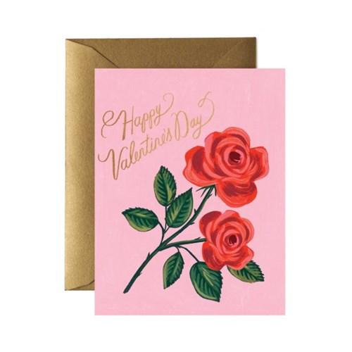 Roses are Red Card 발렌타인 카드