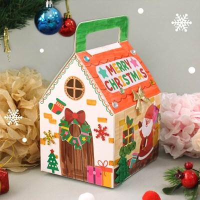 크리스마스 하우스 상자 5set