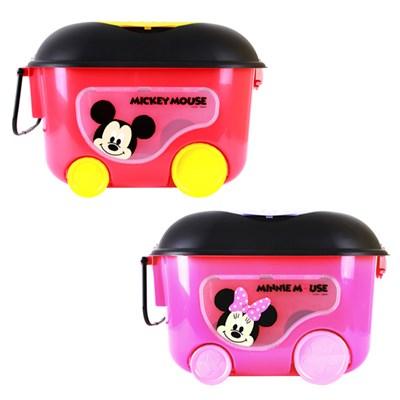 [B급상품/할인판매]디즈니 캐릭터 윈도우 장난감 정리함_(100942166)