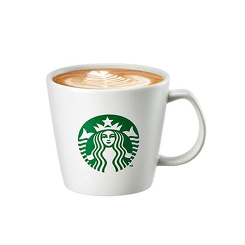 [스타벅스] (디카페인) 카페 라떼