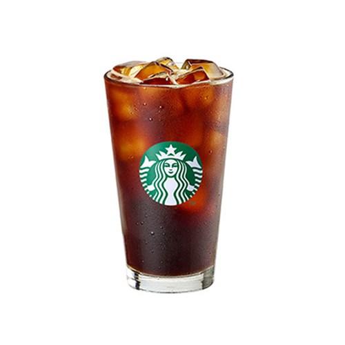 [스타벅스] (디카페인) 아이스 카페 아메리카노