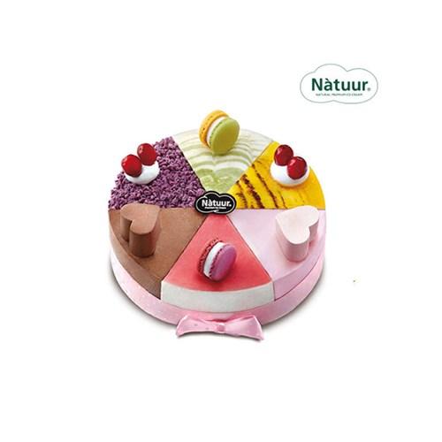 [나뚜루] 하트하트팝팝케이크