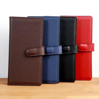 룩 아이폰12/프로/맥스 리드 월렛 지갑 핸드폰 케이스