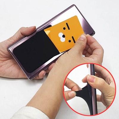 1+1+1 에블바디 카드쇽 카드케이스 고탄성 카드지갑