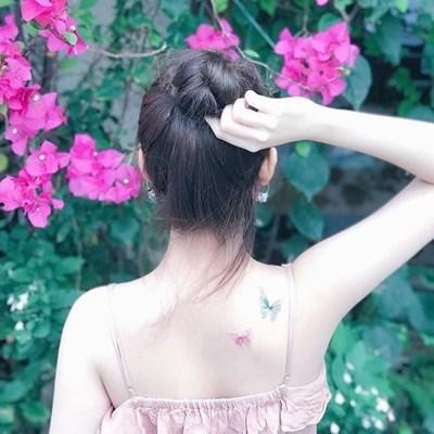 페이퍼셀프 타투스티커 - 13. Butterfly W.