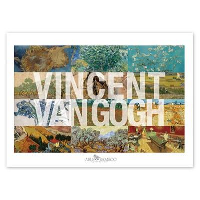 [2021 명화 캘린더] Vincent van Gogh 빈센트 반 고흐 Type B