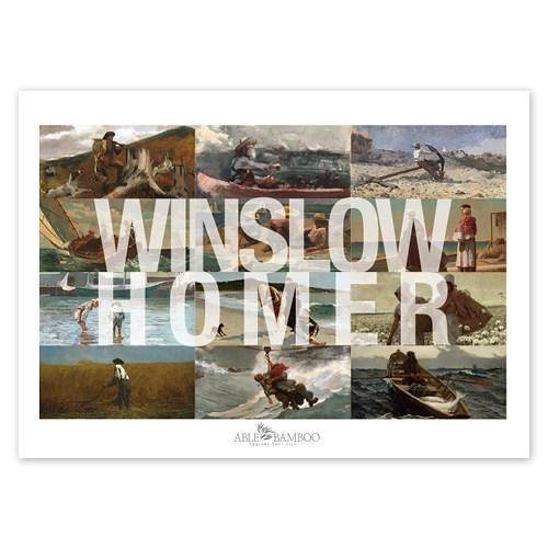 [2021 명화 캘린더] Winslow Homer 윈슬로 호머