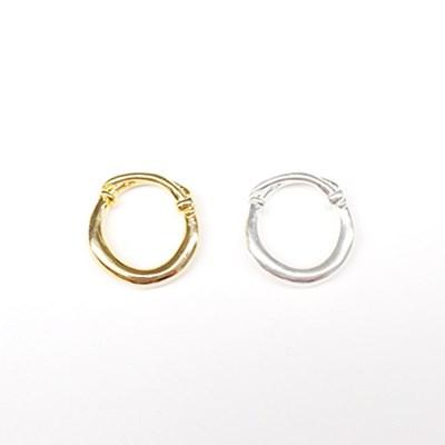 Vintage Ring - Gold, Silver