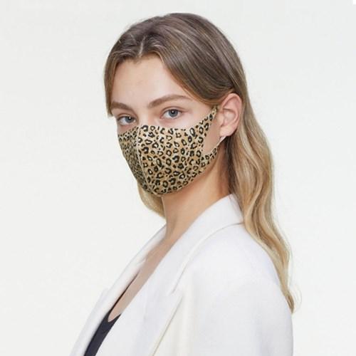 [르마스카] 패션 마스크 - 레오파드