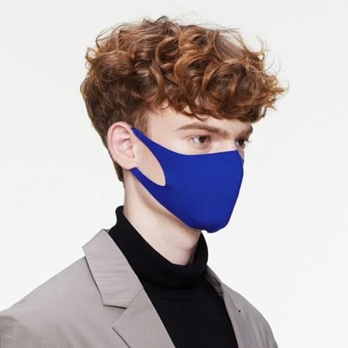[르마스카] 패션 마스크 - 블루