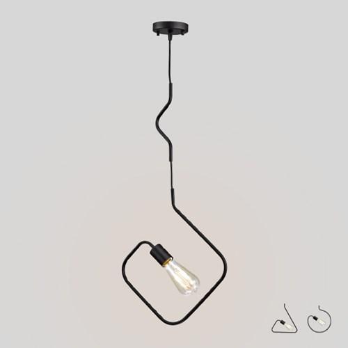 LED 펜던트 포리안 1등 카페 매장조명_(2004351)