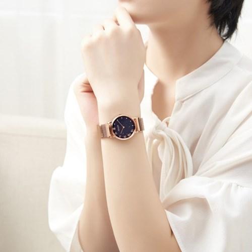 [쥴리어스스타 본사정품] JS-037 여성시계/손목시계/메쉬밴드