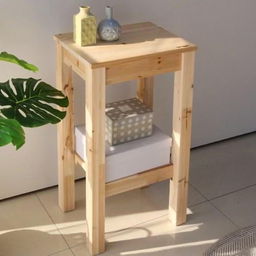 원목 침대협탁 높은 소파테이블