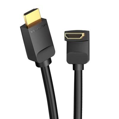 벤션 90도 4K HDMI V2.0 케이블