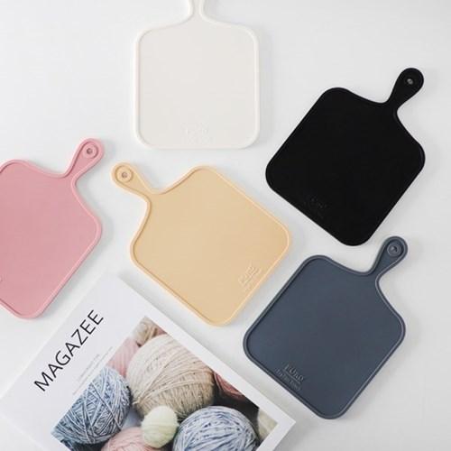 트레노 실리콘 냄비받침 5color 선택