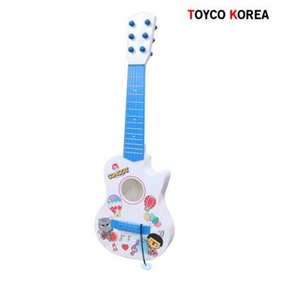 토이코 아이캣 콘서트 통기타(화이트/어린이통기타)_(100943336)